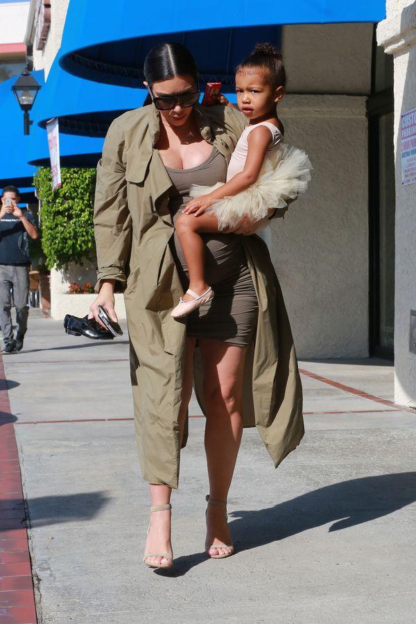 Kim Kardashian pokazała pierwsze zdjęcie Sainta, a Nori...