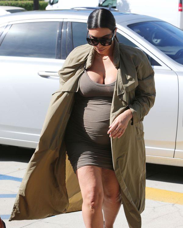 Szok! Idealna Kim Kardashian też ma cellulit! (FOTO)