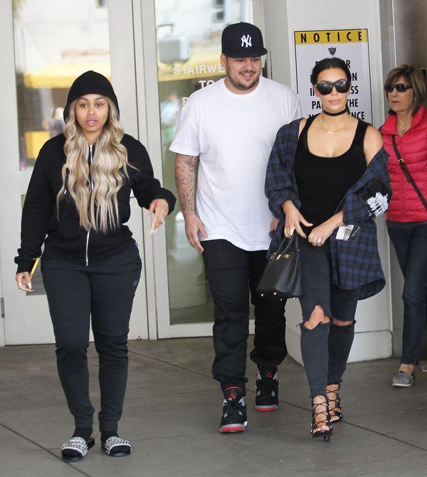 Kim Kardashian zakolegowała się z dziewczyną swojego brata?