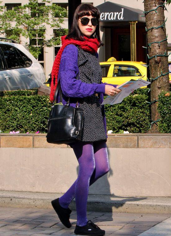 Nowa fashionistka Kimbra (FOTO)