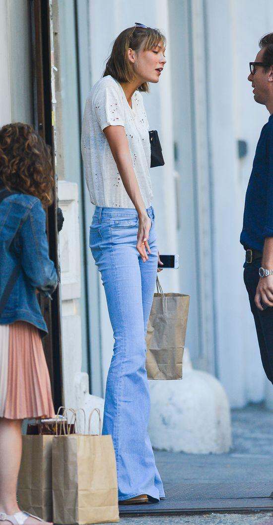 Karlie Kloss w codziennym wydaniu (FOTO)