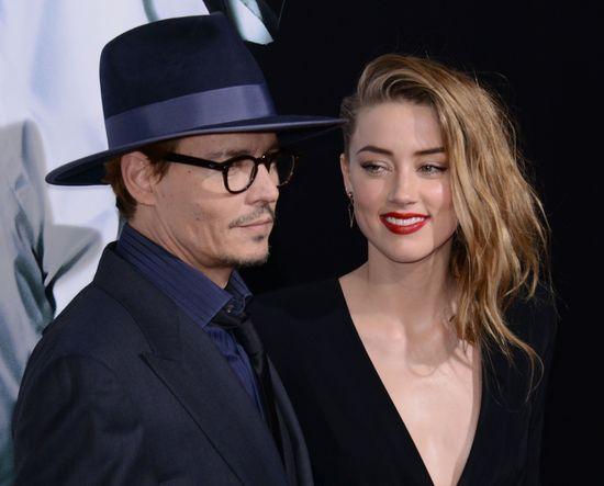 Amber Heard i Johnny Depp - nowa najbardziej stylowa para?