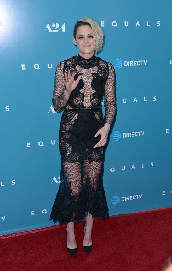 Kiedy Kristen Stewart chce wyglądać seksownie... (FOTO)