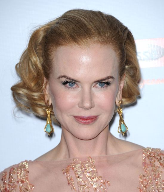 Nicole Kidman w romantycznej sukience Elie Saab
