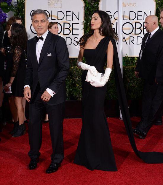 Nowa gwiazda Fashion Police pojechała po Amal Clooney!