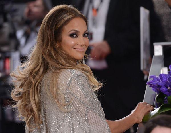 Jennifer Lopez i najbardziej okazała kreacja Złotych Globów