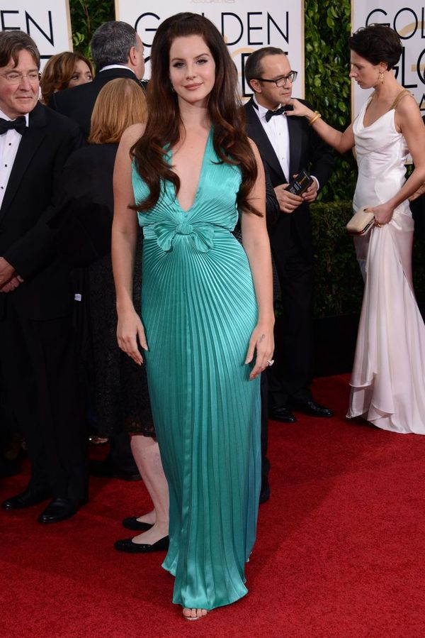 Lana Del Rey okrzyknięta najgorzej ubraną gwiazdą na ZG!