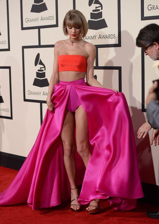 Te gwiazdy pokazały ciało na Grammy 2016 (FOTO)