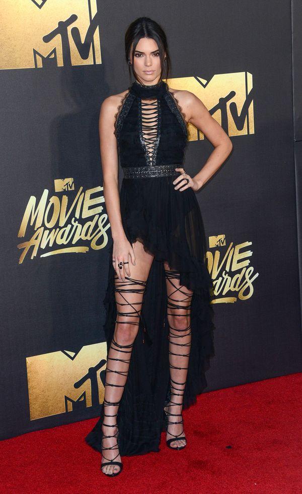 Kylie Jenner została wyśmiana przez swoją siostrę, Kendall