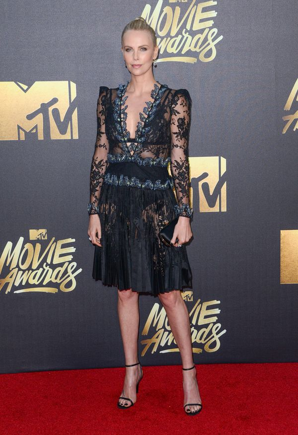 Charlize Theron zachwycała na MTV Movie Awards 2016? (FOTO)