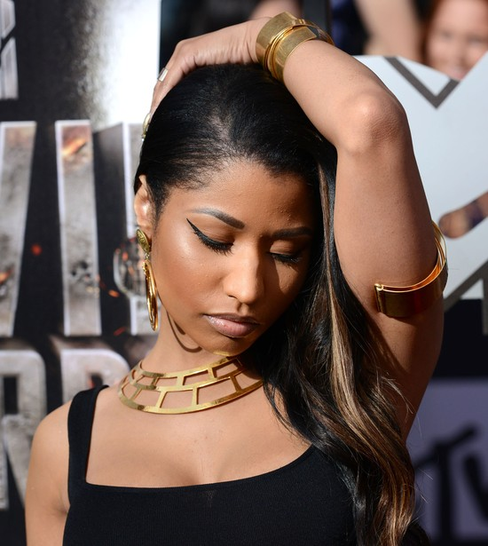 Nicki Minaj - największa metamorfoza MTV Movie Awards (FOTO)