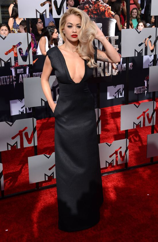 Kreacje gwiazd na gali MTV Movie Awards (FOTO)
