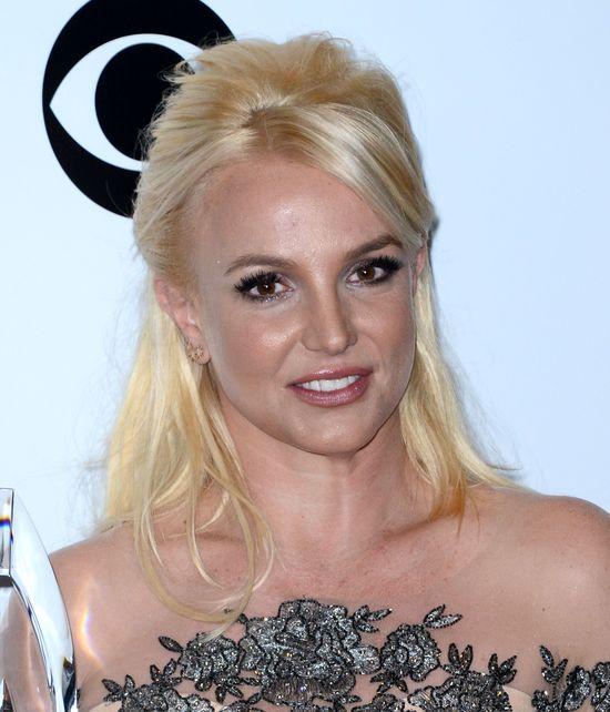 Britney Spears jak za starych dobrych czasów? (FOTO)