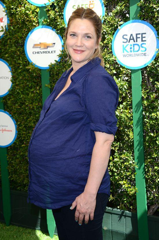 Gwiazdy w ciąży na imprezie w Los Angeles (FOTO)