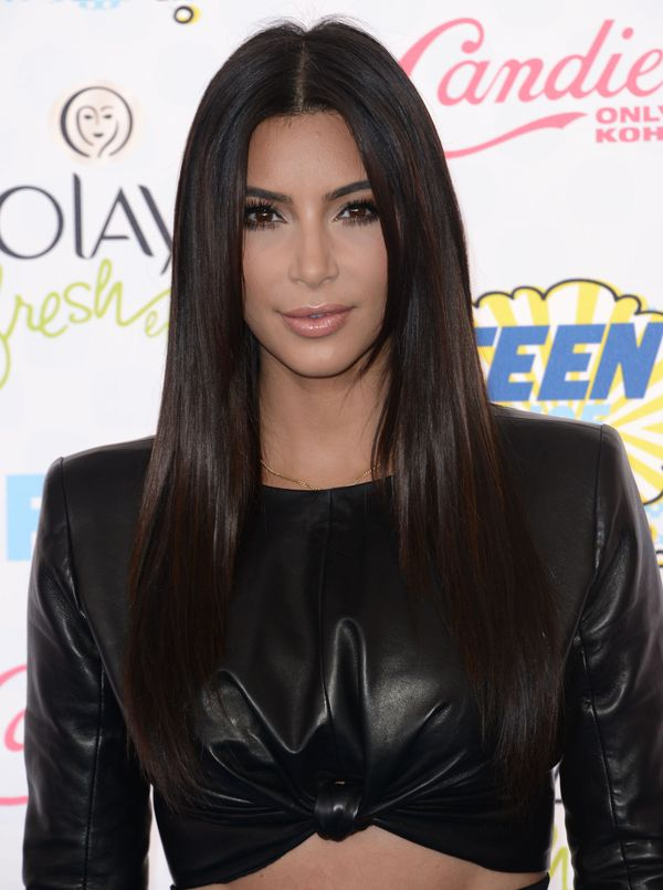 Siostry Kardashian na Teen Choice Award (FOTO)