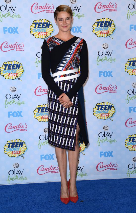 Mnóstwo udanych kreacji na Teen Choice Award! (FOTO)
