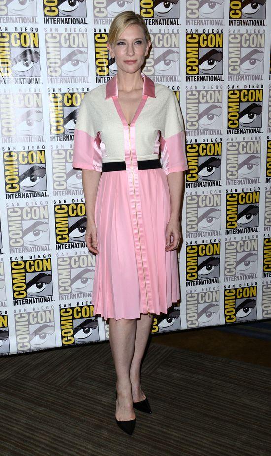 Cate Blanchett zaliczyła modową wpadkę?