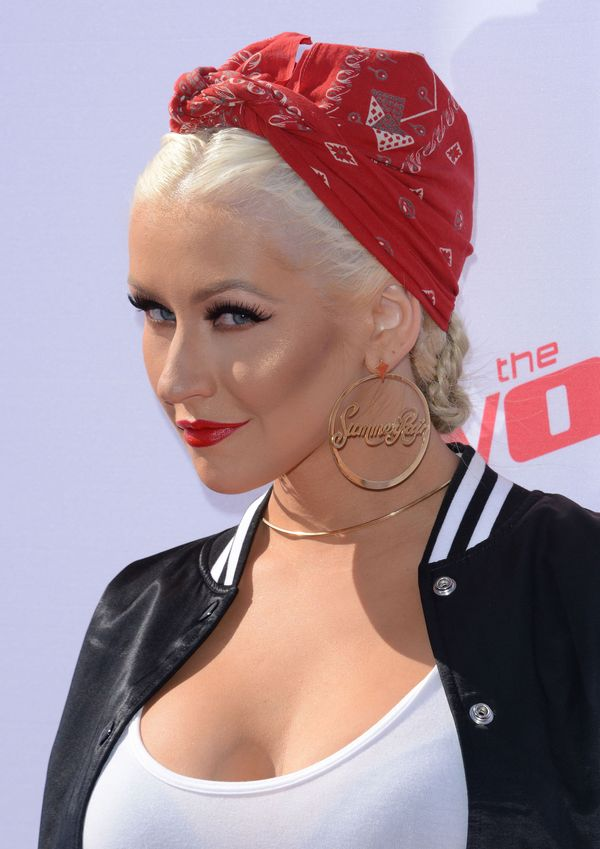 Christina Aguilera jako gorąca pin-up girl (FOTO)