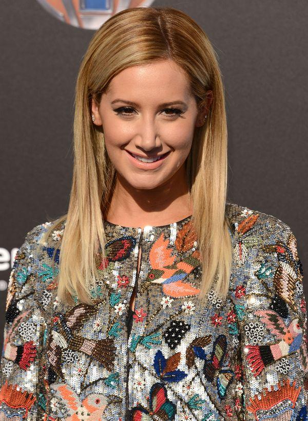 Ashley Tisdale już tak nie wygląda (FOTO)