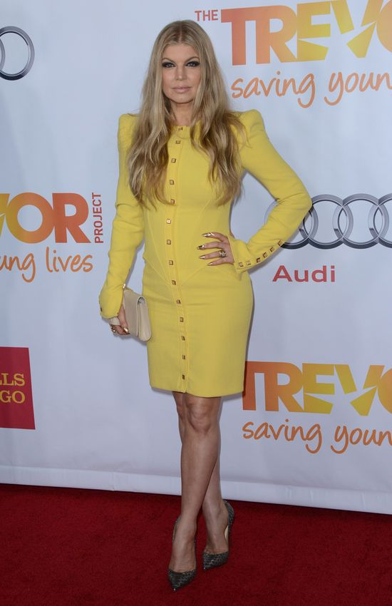 Plejada gwiazd na The 15th Annual Trevor Project Benefit