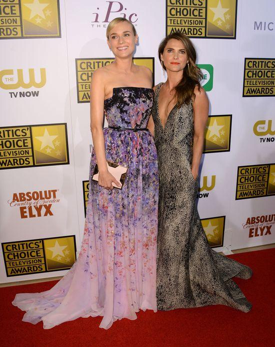 Kreacje gwiazd na gali Critics' Choice Television Awards