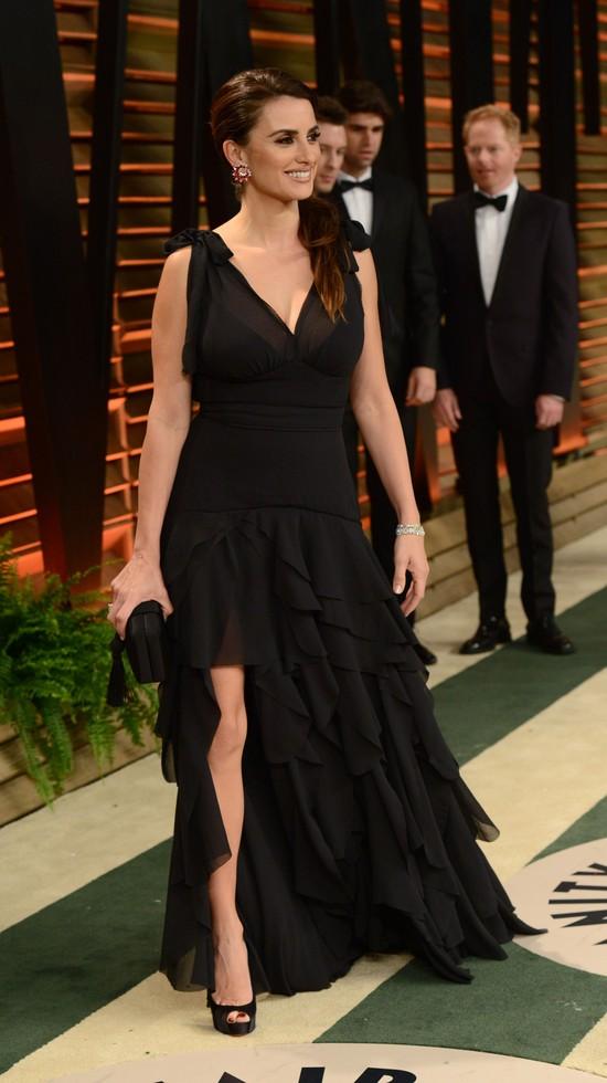 Penelope Cruz na Vanity Fair Oscar Party w… H&M!