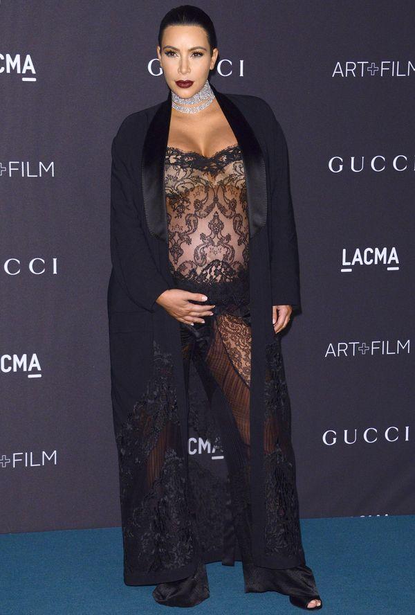 Naszyjniki Kim Kardashian, czyli jak szybko się pogrubić