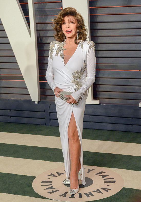 Kreacje gwiazd na Vanity Fair Oscar Party (FOTO)