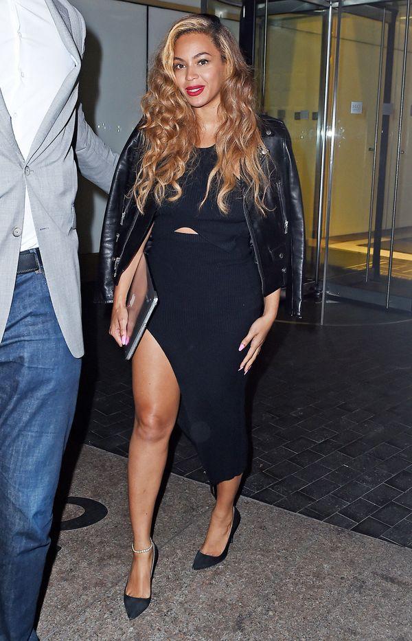 Beyonce wybrała niecodzienny dodatek zamiast torebki