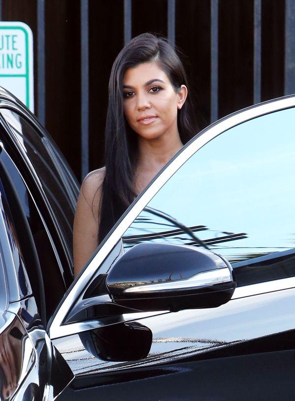 Nie uwierzycie, z kim zakolegowała się Kourtney Kardashian