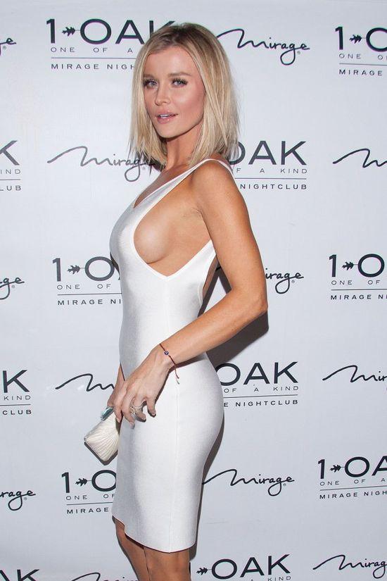 Joanna Krupa pokazała nową fryzurę i... piersi (FOTO)