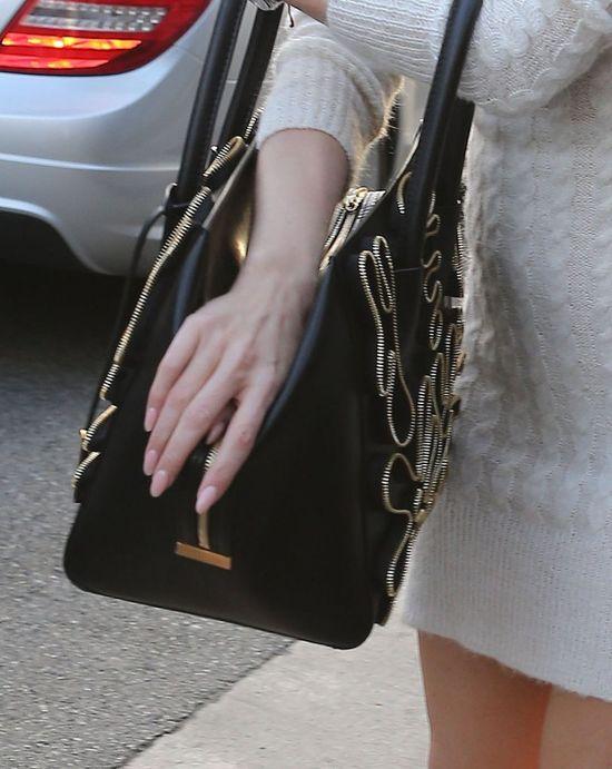 Joanna Krupa ma skórzaną torebkę? (FOTO)