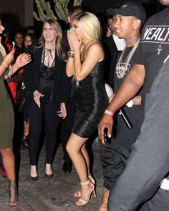 Tak naprawdę Kylie wyglądała na swoich urodzinach (FOTO)