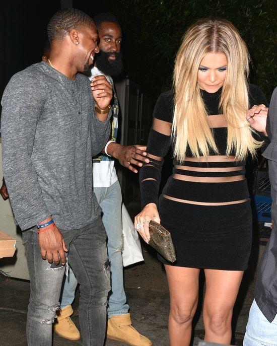 Rodzina Kardashian-Jenner na urodzinach Kylie Jenner (FOTO)
