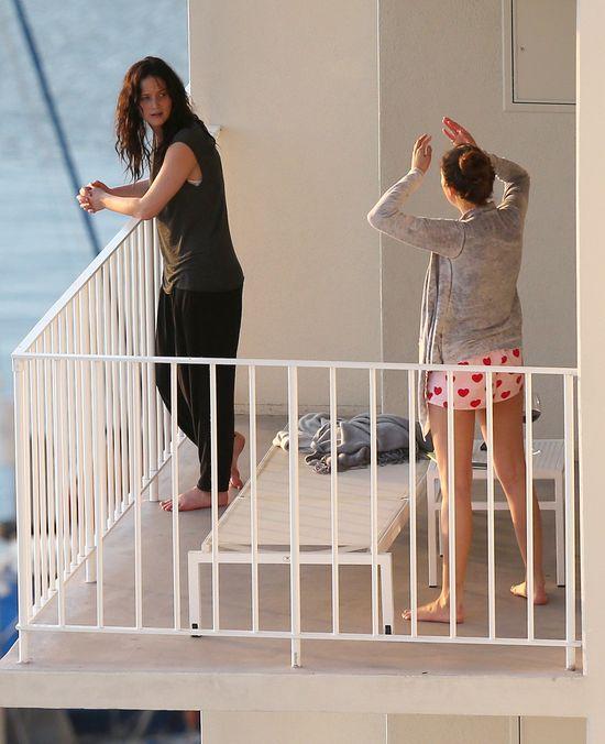 Tak wygląda Jennifer Lawrence bez makijażu (FOTO)