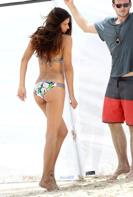 Adriana Lima i Edita Vilkeviciute pozują w bikini (FOTO)