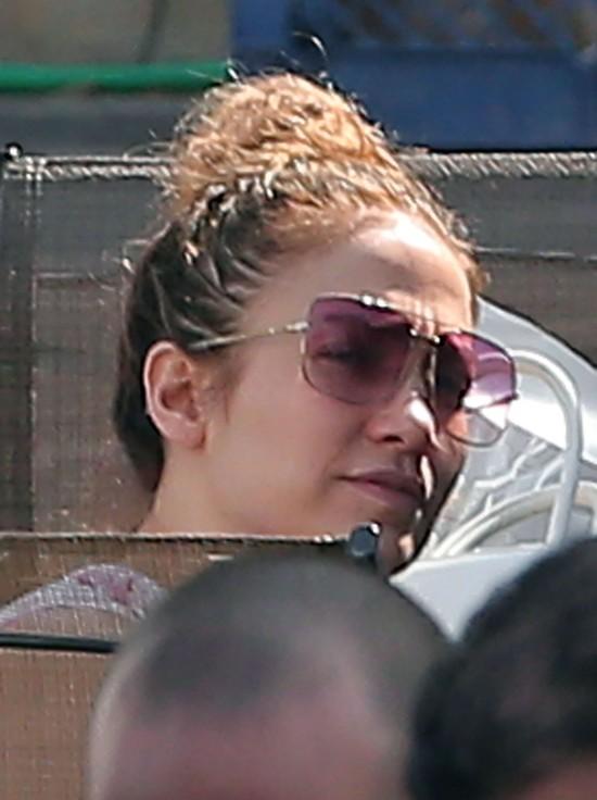 Czy Jennifer Lopez prywatnie wciąż nie ma gustu? (FOTO)