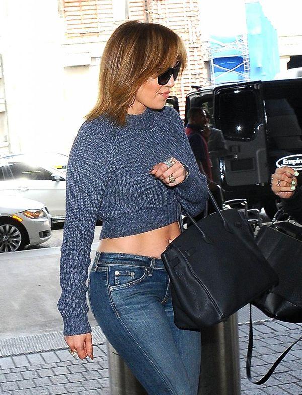 Jennifer Lopez uległa modzie i obcięła swoje długie włosy