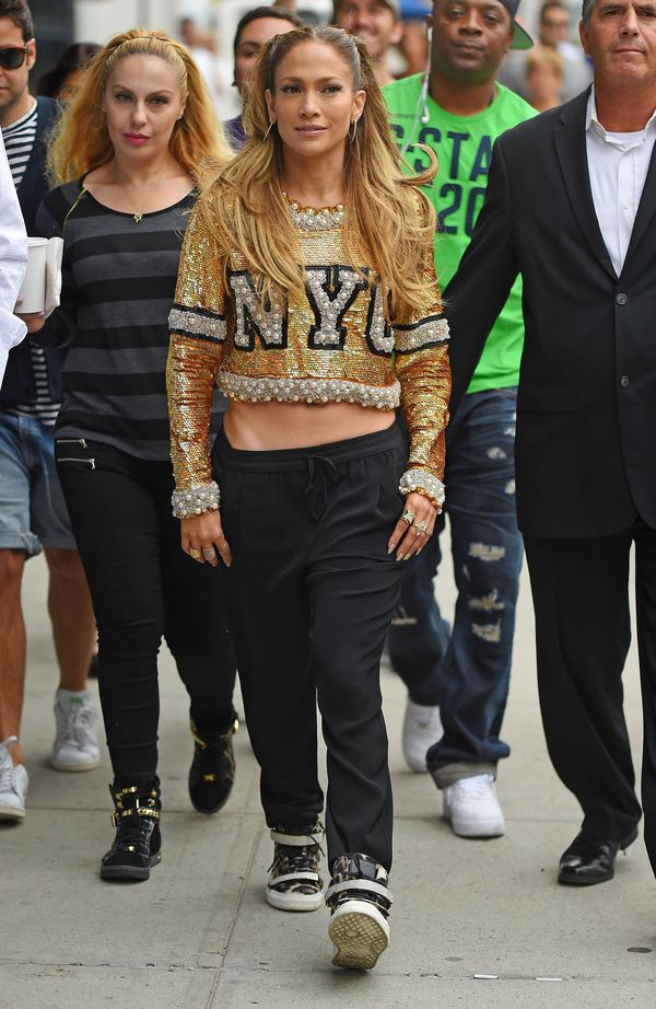 Trzy oblicza Jennifer Lopez (FOTO)