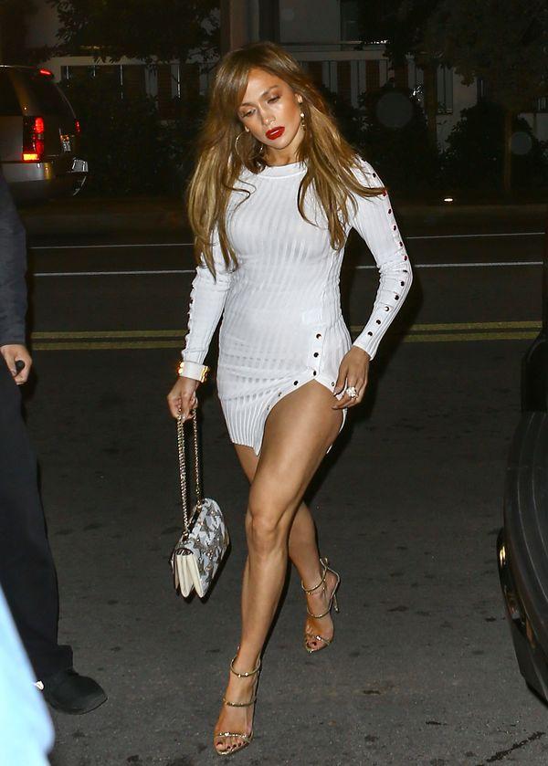 Jennifer Lopez zafundowała sobie nową fryzurę - zobaczcie, jak wygląda...