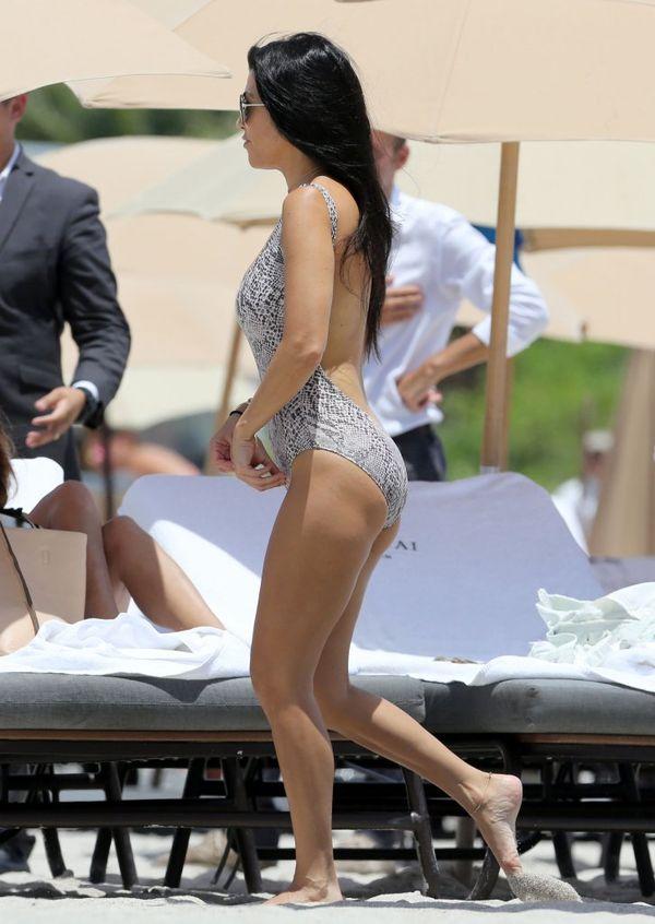 Kourtney Kardashian znowu podkręca plotki o swojej 4. ciąży?