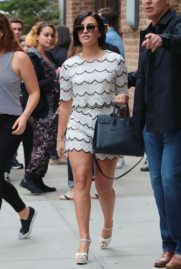 Demi Lovato udowadnia, że boyfierndy nie są dla wszystkich