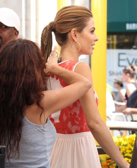 Kucyk z warkoczykami - sposób na urozmaicenie fryzury