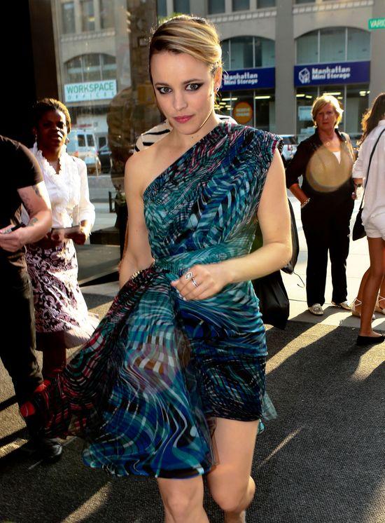 Rachel McAdams w obłędnej sukience Zuhair Murad