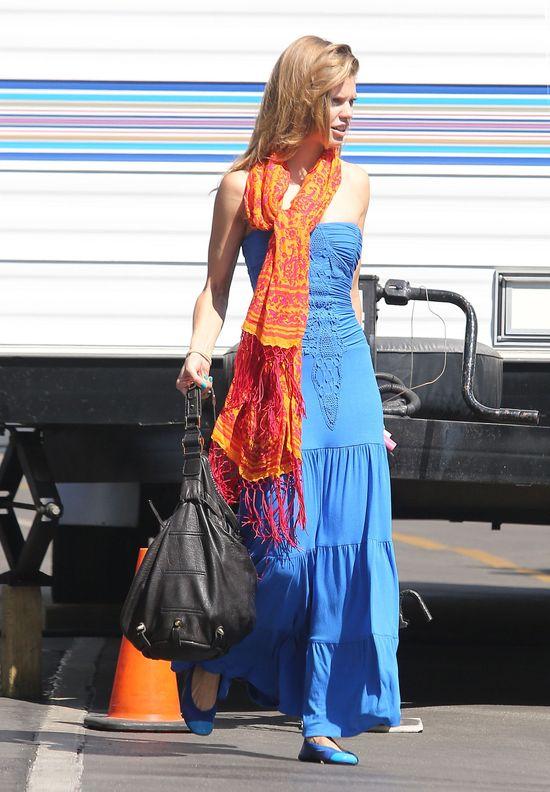 AnnaLynne McCord w indyjskim stylu (FOTO)