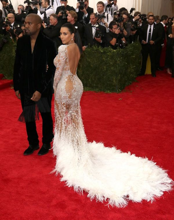 Kim Kardashian w rocznicę wspomina swój ślub z Kanye Westem