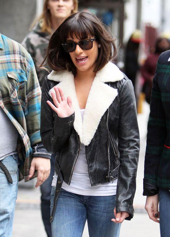 Kolejne stylizacje z planu Glee (FOTO)