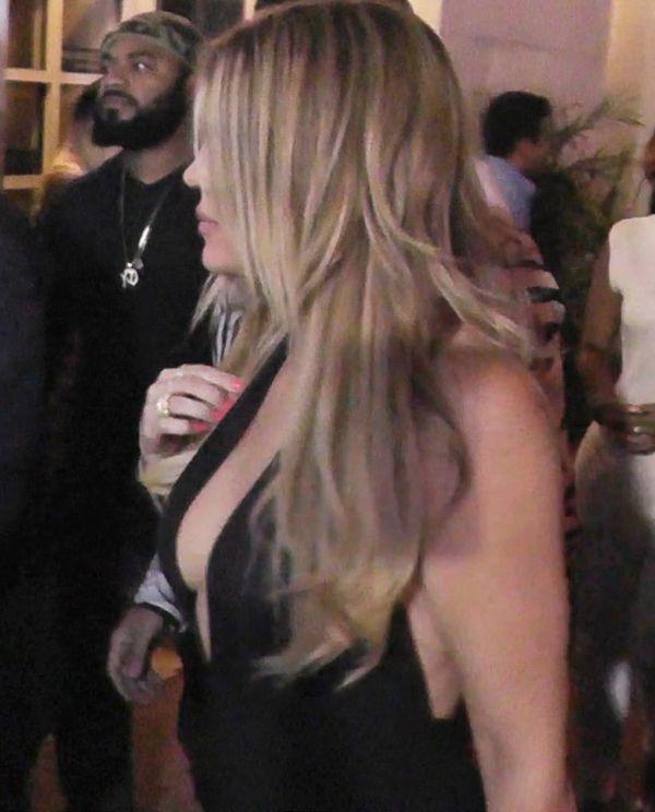 Khloe Kardashian znowu rozjaśniła włosy? (FOTO)