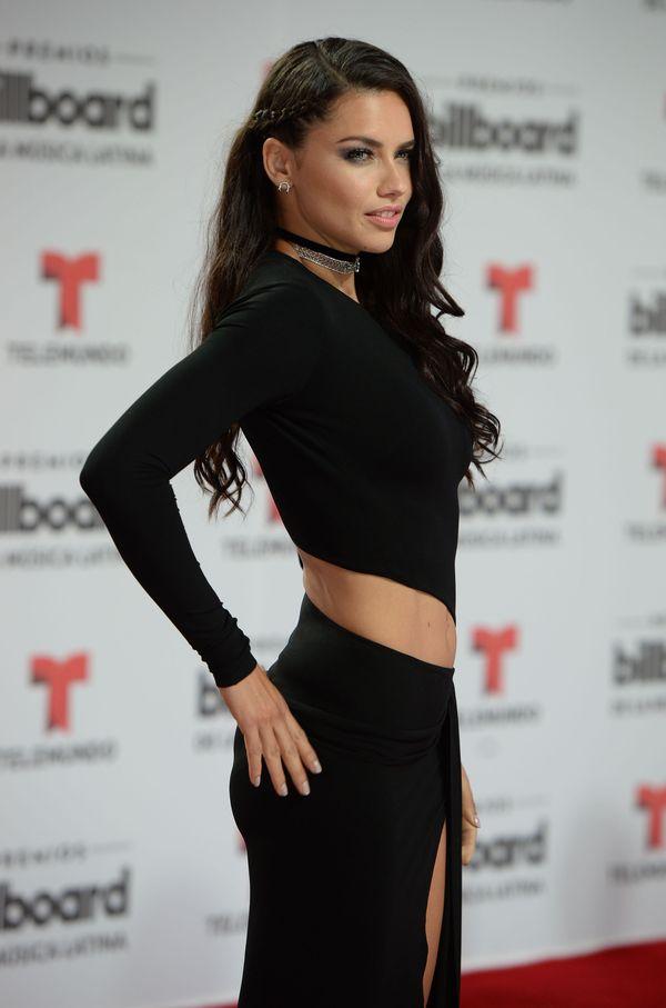 Adriana Lima, czyli prawdziwa seksbomba na czerwonym dywanie