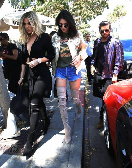 Bob Kendall Jenner debiutuje na ulicach (FOTO)